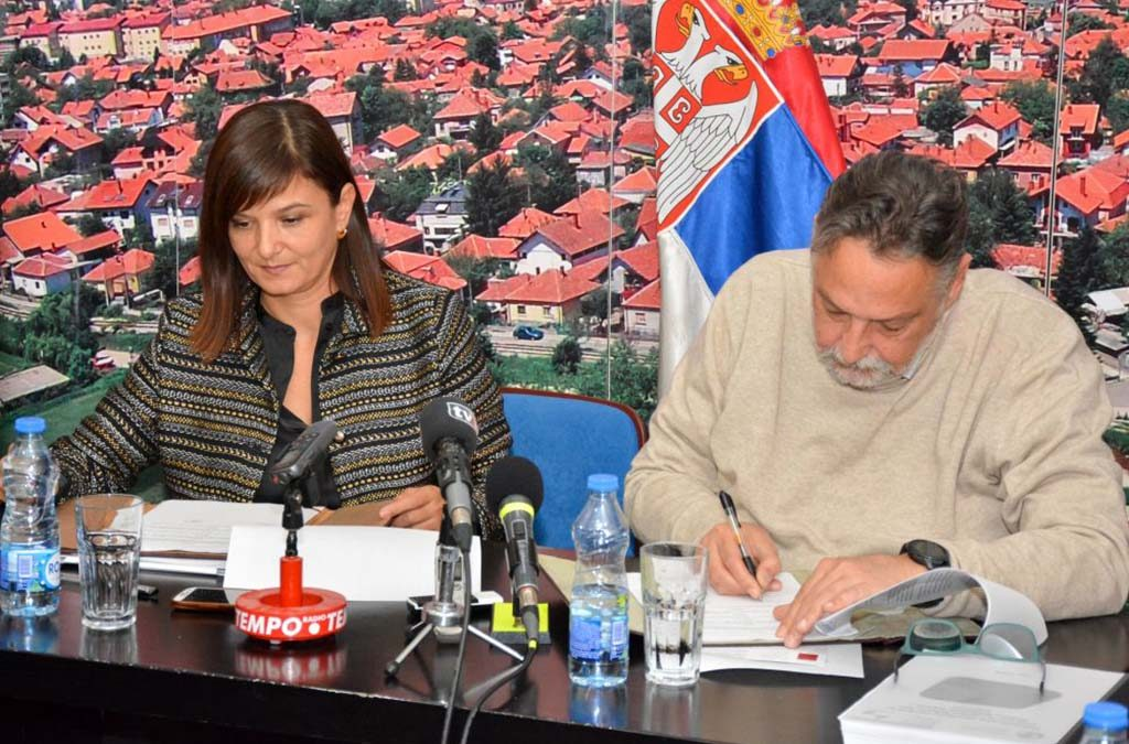 T&P signed JPP Agreement with the Regional Waste Management Center Halovo