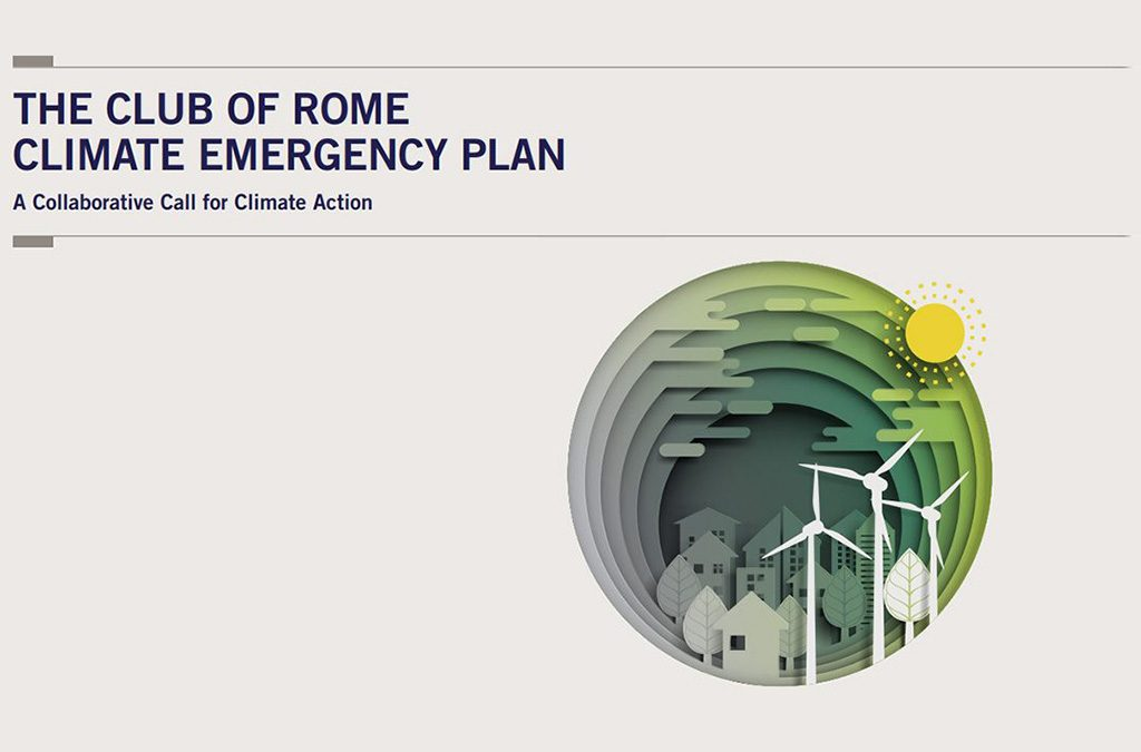 The Club of Rome Climate Emergency Plan
