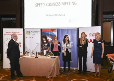 Speed Business Meeting / 09.10.2018.