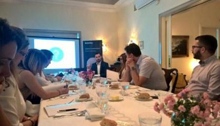 BSBA – Deloitte Working Lunch / 30.05.2018.