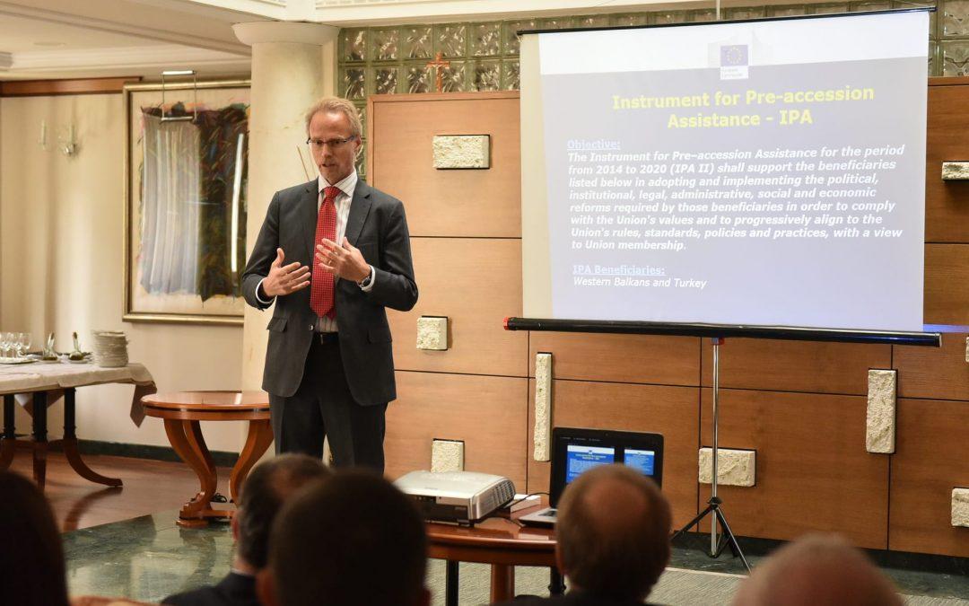 EU Presentation / 25.10.2018.