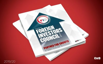 Annual Guide to Foreign Investors Council 2019/20