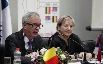 "Seminar ""Doing business with Belgium"""