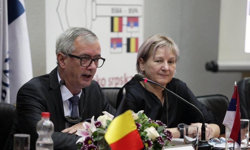"Seminar ""Doing business with Belgium"""