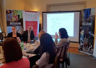 """Workshop"""" Novelties brought by the Law on Agency Employment"""""""
