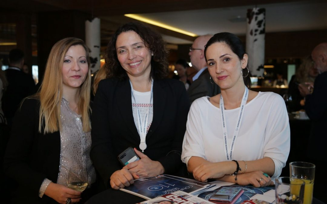 """""""International Coffee Break – Powered by Foreign Chambers and Associations in Serbia"""" – Kopaonik Business Forum 2020"""