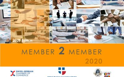 "NAŠA NOVA E-PUBLIKACIJA ""MEMBER TO MEMBER"" / OUR NEW ""MEMBER TO MEMBER"" E-PUBLICATION"