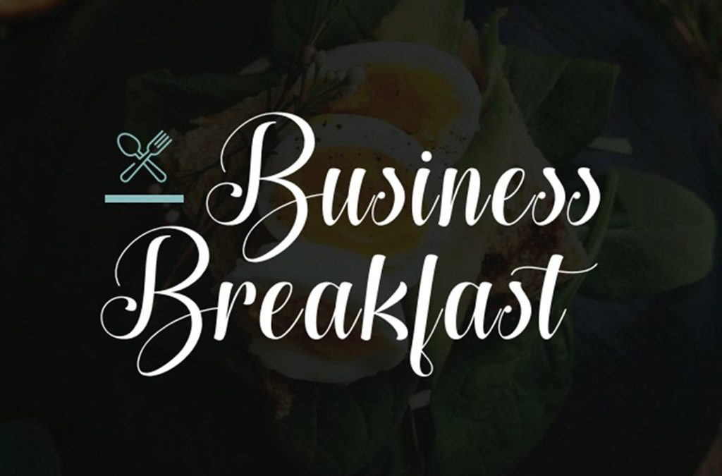 Event: Business Breakfast, by Confida Consulting d.o.o. and Gebrüder Weiss