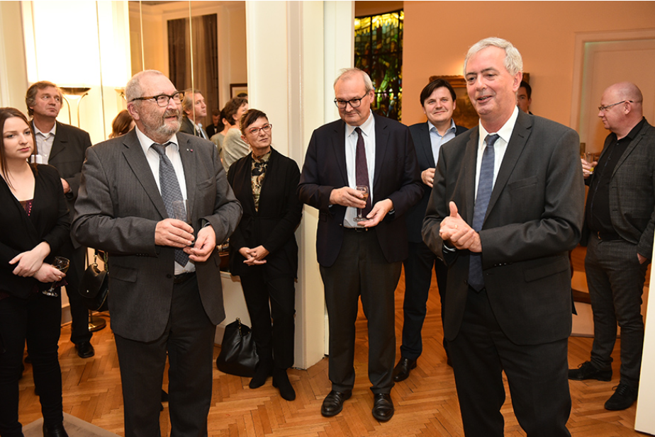 BSBA – The Embassy of Belgium End of The Year Reception