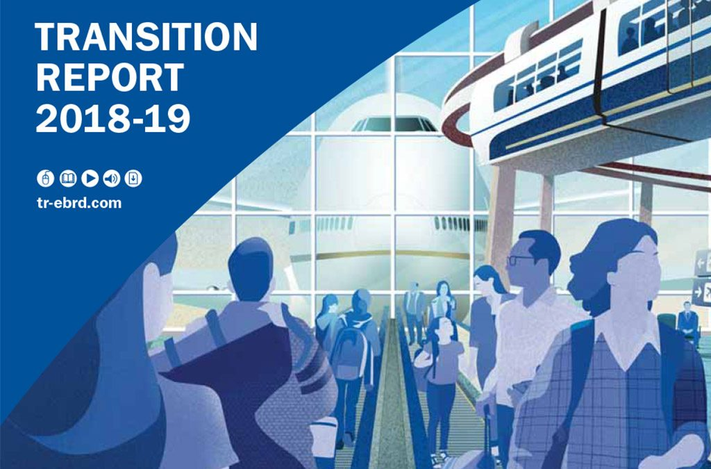 Transition report 2018-19, by European Bank