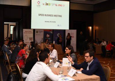 Speed Business Meeting / 09.10.2018.