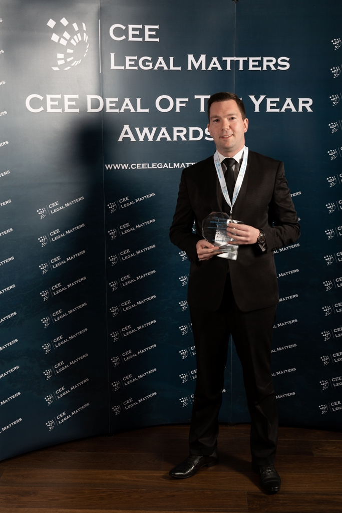 Živković Samardžić Wins the 2018 Deal of the Year Award for Serbia