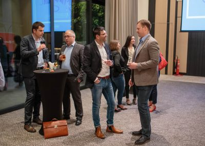 Benelux Cocktail 2019