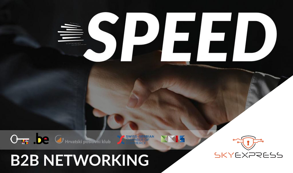 Announcement: Speed Business Meeting 2019