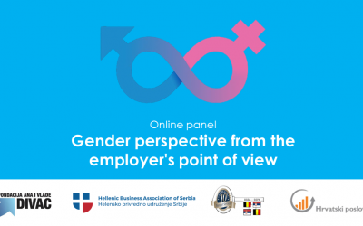"""""""Gender perspective from the employers point of view""""  online panel"""