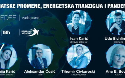 """CEDEF WEB PANEL """"CLIMATE CHANGE, ENERGY TRANSITION AND THE PANDEMIC"""""""