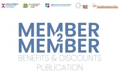 Member2Member: Benefits & Discounts Publication 2021