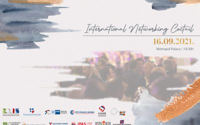 Announcement: International Networking Cocktail 2021